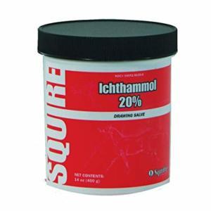 Ichthammol-Salve